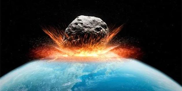 Dünyayı Yeniden Buz Devrine Sokan Asteroid, Antik Kavimler Tarafından Gözlemlenmiş