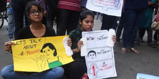 Hindistan'da seçim öncesi 'ücretsiz ped' vaadi