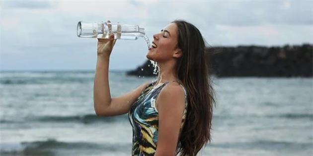 İçme suyu sorununa ''denizden yarım saatlik'' çözüm