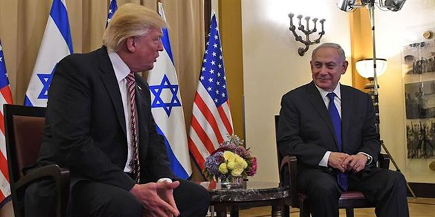 Trump, İsrail'in isteklerini bir bir yerine getiriyor