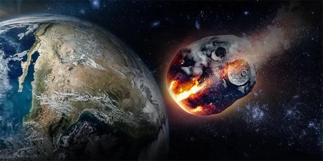 Avrupa Uzay Ajansı: 100 Yıl İçerisinde Dünya'ya Çarpabilecek 900 Asteroit Var
