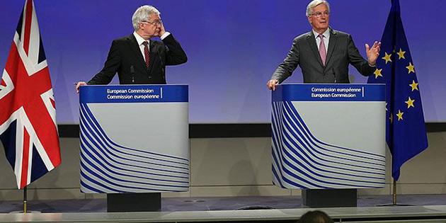 Brexit görüşmeleri çıkmaza girdi