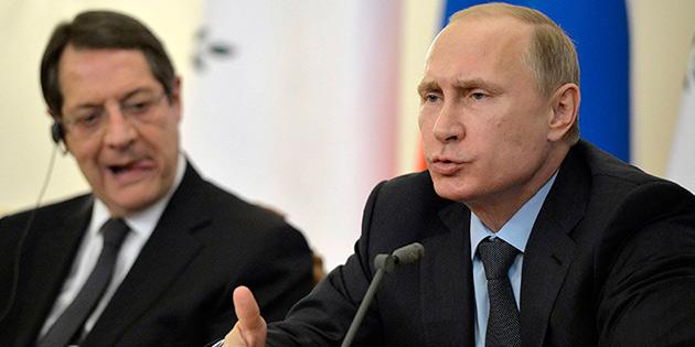 Güney Kıbrıs - Rusya ilişkilerine gölge düştü