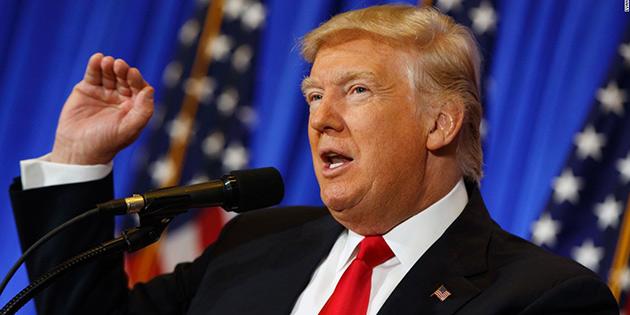 Trump'tan ABD medyasına 'nükleer silah' eleştirisi