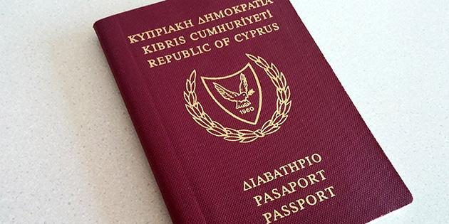 """Bin 600'den fazla kişiye """"Kıbrıs Cumhuriyeti"""" vatandaşlığı"""