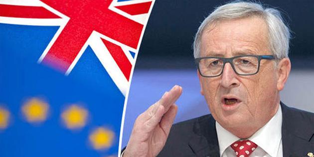 AB'den 'Brexit'te zaman daralıyor' uyarısı
