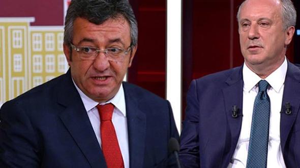 CHP Grup Başkanvekili Engin Altay'dan Muharrem İnce'ye yanıt