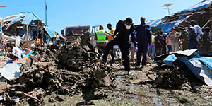 Somali'de terör saldırısı: En az 10 kişi öldü