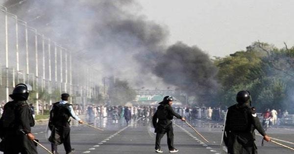 Afganistan'da Taliban, Badgis vilayetine saldırdı…3 polis öldü, iki polis yaralandı