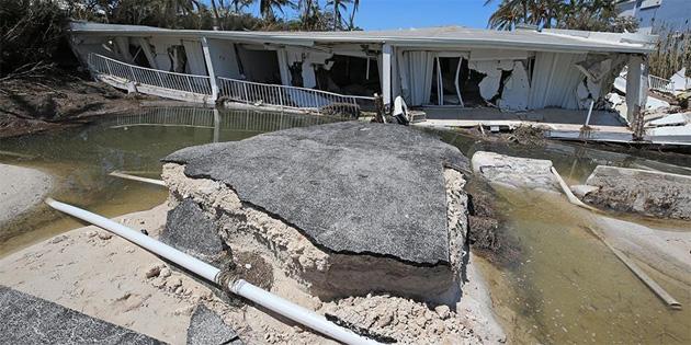 Irma kasırgasının vurduğu Florida'da bakımevindeki beş kişi öldü