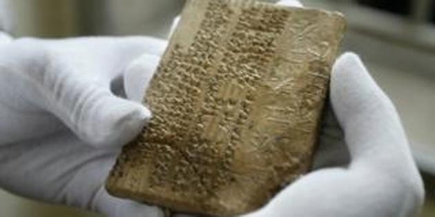 Asurlu tüccarların tabletleriyle Anadolu'da yeni antik kentler bulundu