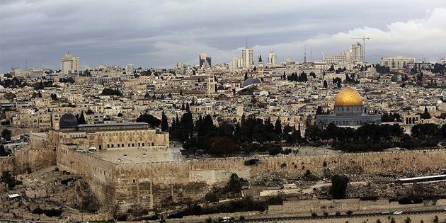 'Başkenti Doğu Kudüs olan Filistin Devletini tanıyoruz'
