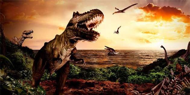 Dünya, Dinozorlar Yok Olmadan Önce Büyük Bir Stres Altındaydı