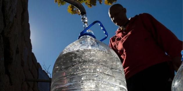 Dünyada Suyun Bittiği İlk Şehir Cape Town mu Olacak?
