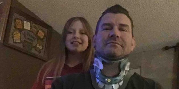 Kaza Yapan Adamın Hayatı Siri Sayesinde Kurtuldu
