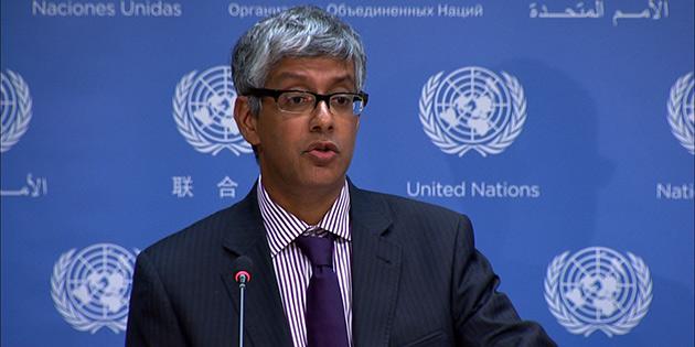 BM'den Kıbrıs açıklaması: 'artan gerginlikten üzüntü duyuluyor'