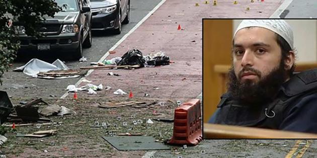 ABD'de 'Chelsea bombacısına' ömür boyu hapis cezası