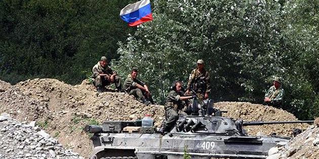 ABD, Deyrizor'da Rus tankını vurdu