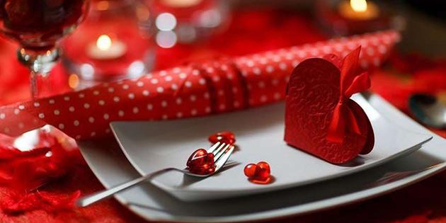 Evde pratik 'Sevgililer günü menüsü' tarifi