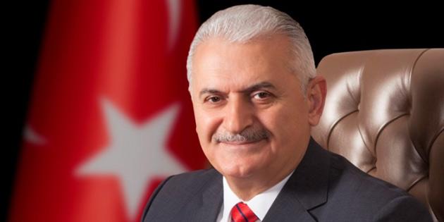 TC Başbakanı Yıldırım Çipras ile telefonda görüştü