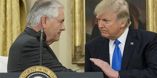 """""""İran'la nükleer anlaşma konusunda farklı düştük"""""""