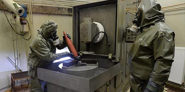 Irak'ta kimyasal silahların imhası tamamlandı