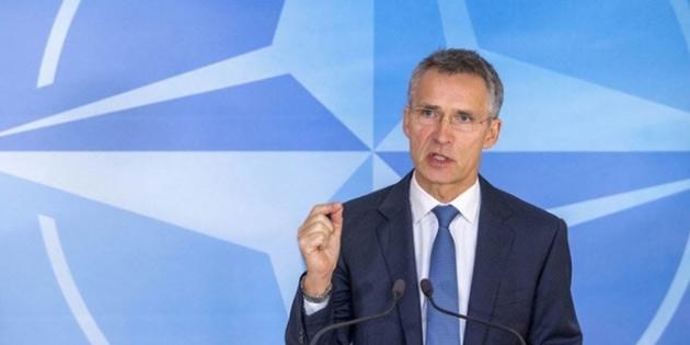 NATO operasyona destek verdi