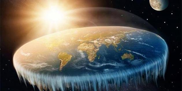 'Dünya düz' diyenler şaşırtıyor