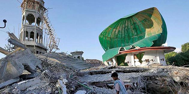 Endonezya'daki depremde ölü sayısı 2 bin 91'e çıktı