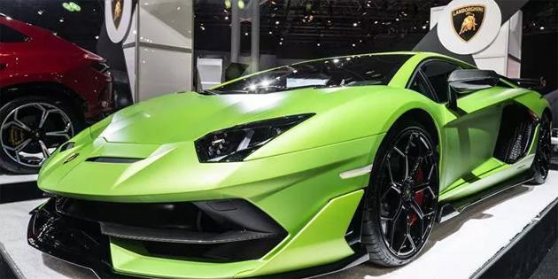 Lamborghini markası satılabilir
