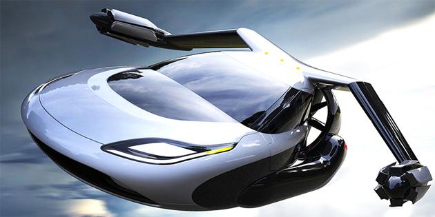 Volvo, sessiz sedasız bir uçan araba şirketi satın aldı!
