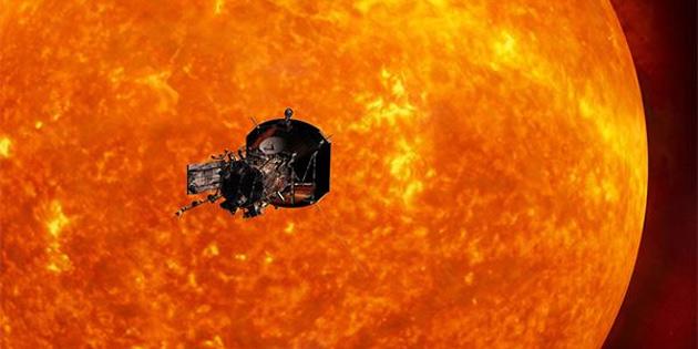 NASA Güneş'in en yakın fotoğrafını çekti!