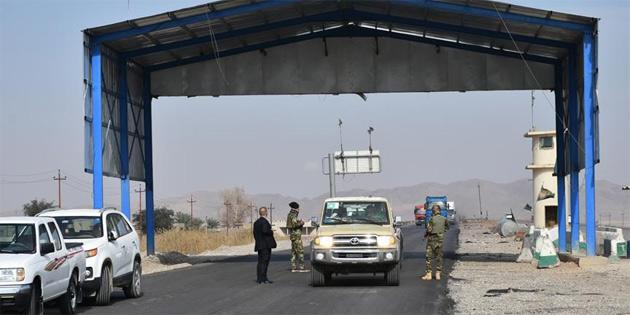 Irak'ta 3 yıl aradan sonra Süleyman Bey nahiyesine dönüşler başladı