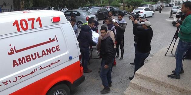 Batı Şeria'da 1 Filistinli şehit oldu