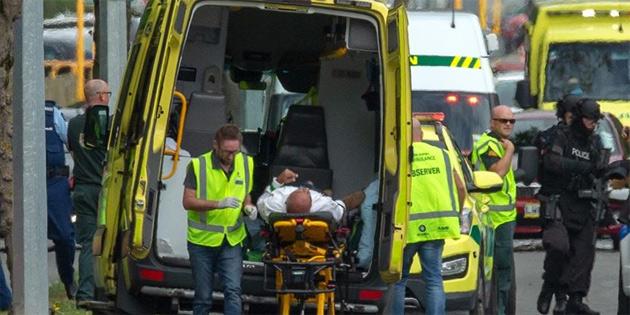 Yeni Zelanda'da iki camide katliam: 49 ölü