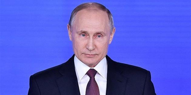 Putin'den araplara iş birliği mesajı