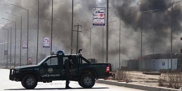 Afganistan'da Taliban Farah vilayetine saldırdı