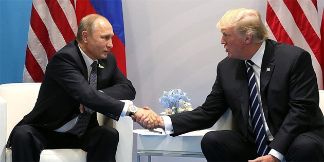 Trump-Putin zirvesi