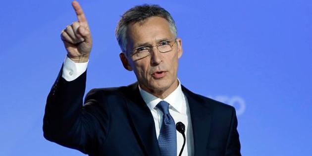 NATO Genel Sekreteri Stoltenberg'den Türkiye ve S-400 açıklaması