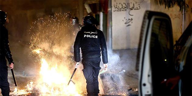 """""""Tunus'taki protestolar barışçıl ve provokasyonsuz olmalı"""""""
