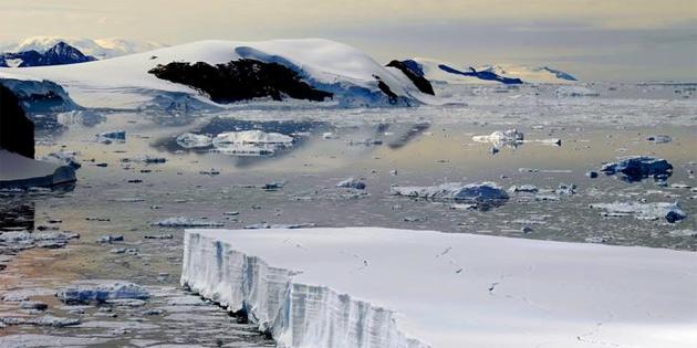 Denizlerdeki su seviyesi beklenenden hızlı yükseliyor