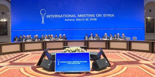 'Sonraki toplantı 4 Nisan'da İstanbul'da'