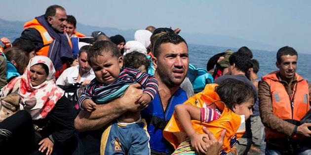 AB'den Yunanistan'a sığınmacı uyarısı