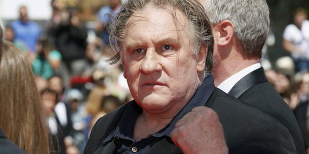 Fransız aktör Gerard Depardieu'ya Rusya'da vergi kıskacı