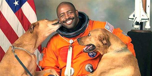 NASA astronotunun ilginç anısı