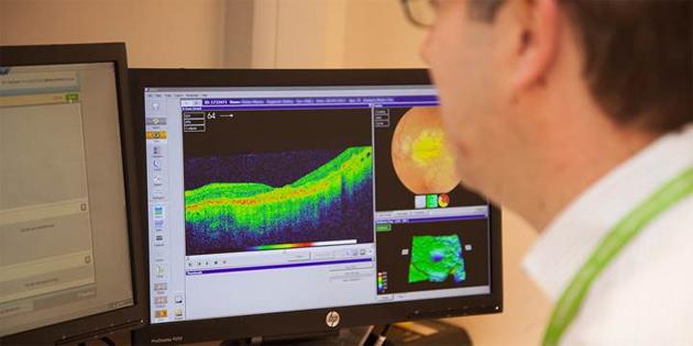 Göz hastalıklarını bir doktor kadar doğru tespit eden yapay zeka