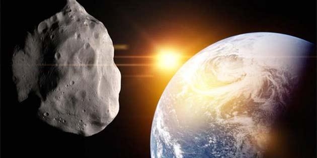 '50 Megaton' Gücünde Bir Asteroit, Dünya'nın Yakınından Geçti