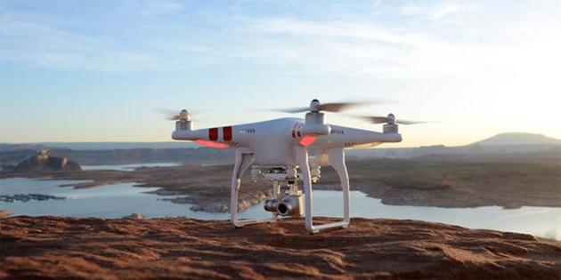 Drone pilotları arama kurtarma çalışmalarında gönüllü olarak görev alacaklar