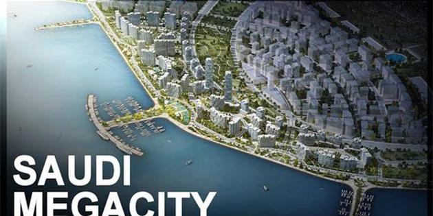 Akıllı şehir için dev isimler