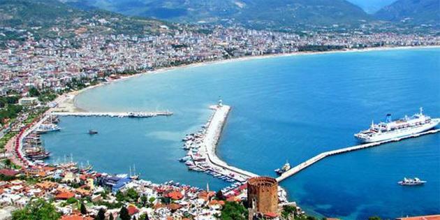 Türkiye'nin en okur-yazar ili Antalya oldu